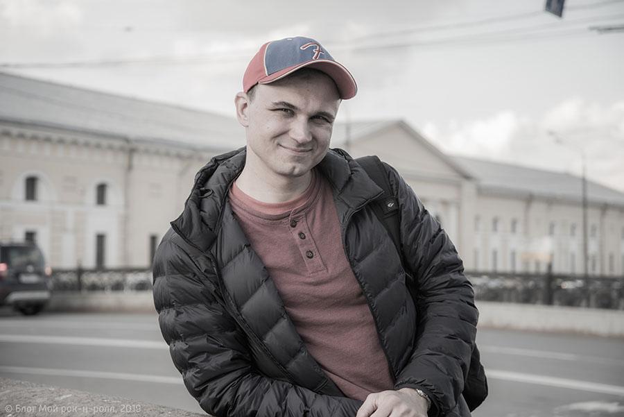 Юрий Романчев